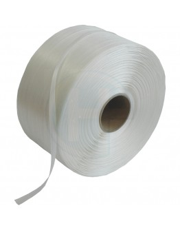 Textilband Polyester PE-band    50S weiß   16mm-850m