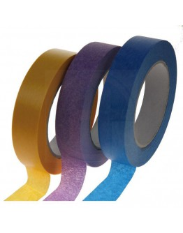 Kreppband Washi Lila low tack 25mm/50m